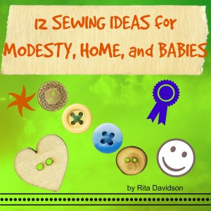 12SewingIdeasBlog 300x300 12 SEWING IDEAS for MODESTY, HOME, and BABIES