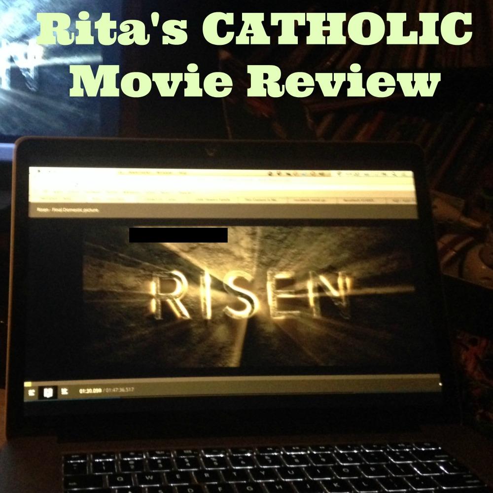 Review Risen