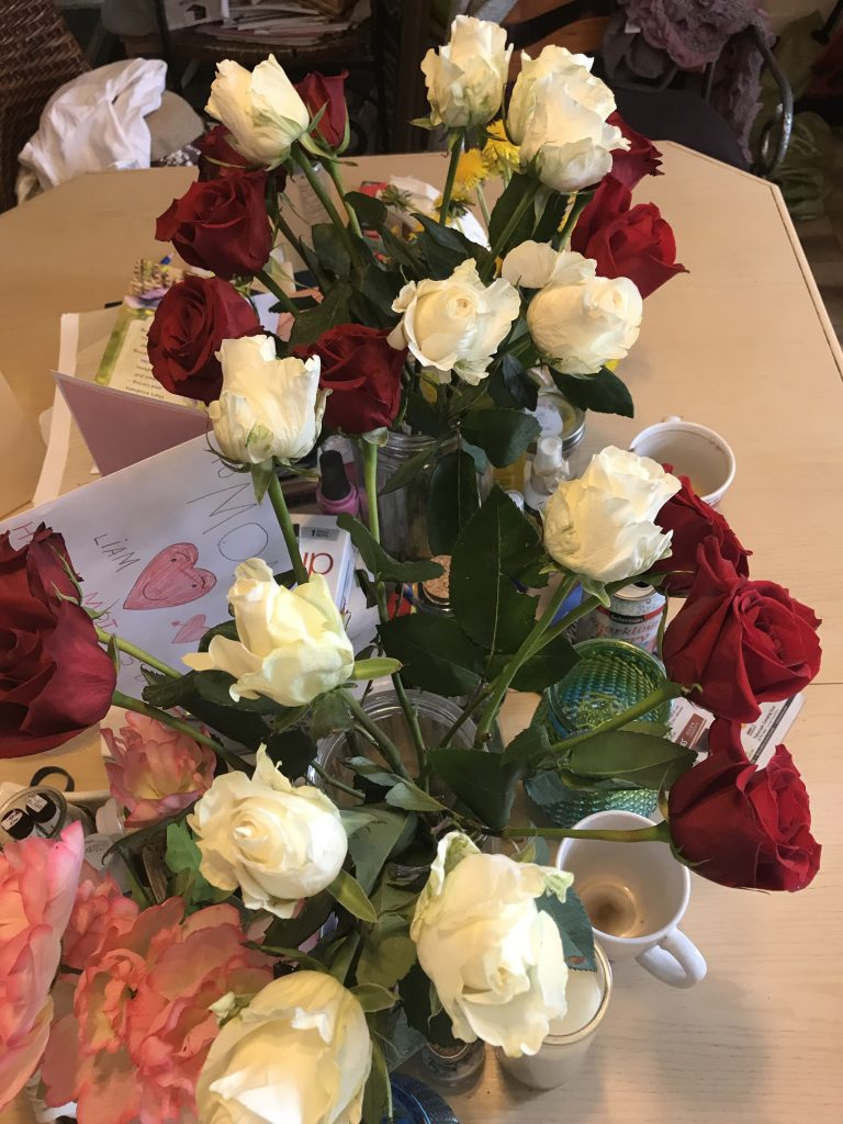 roses from Mark