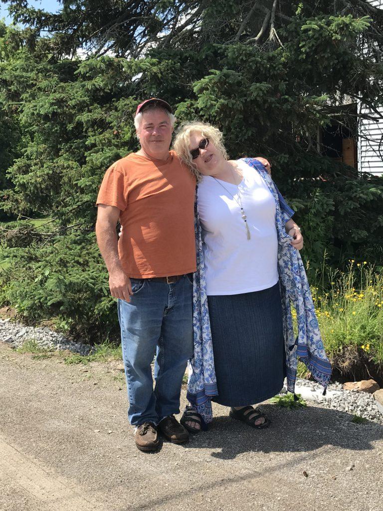 Rita and Mark Davidson